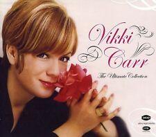 Ultimate Collection - Vikki Carr (2006, CD NIEUW)3 DISC SET