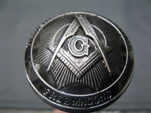 Gehstock Wanderstock  Freimaurer Masonic Templer Tempelritter  92 cm Geheimfach