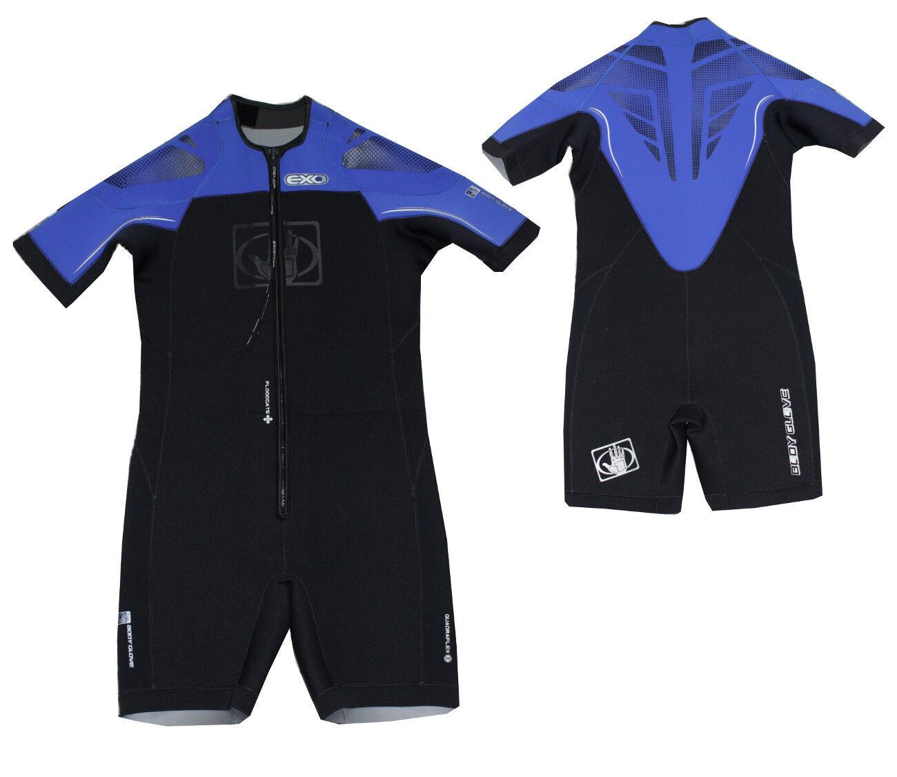 Body Glove EXO Neopren 5 mm Men Shorty Wellenreiten Surf Kite Kite Surf Wakeboard Anzug aa681c
