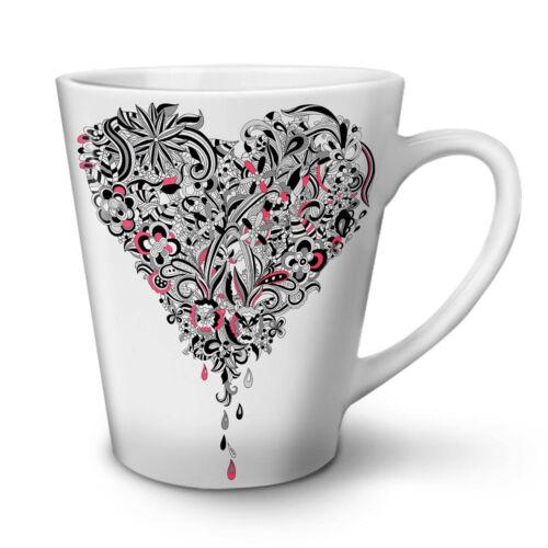 Love Heart NEW White Tea Coffee Latte Mug 12 17 ozWellcoda
