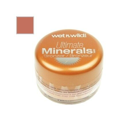 WET N WILD Ultimate Minerals Bronzer - WW163A Ginger Glow