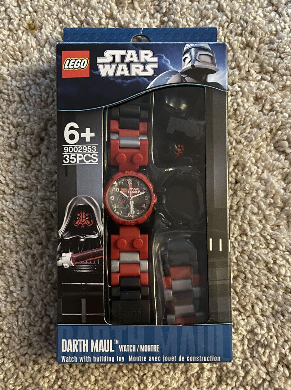 Lego Star Wars 9002953 Darth Maul Wrist Watch For Sale Online Ebay