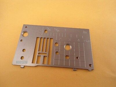 NV6000 NV6000D NV6700D # XE4093001 Needle Plate fits Brother NV1