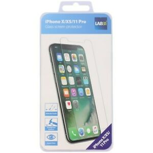 Tempered Glass Screenprotector For iPhone X / XS / 11 Pro
