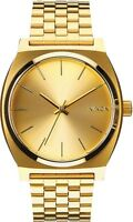 Nixon Time Teller Men's Watch, All Gold/gold