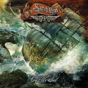 The-Samurai-of-Prog-On-We-Sail-New-CD-UK-Import