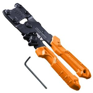 Universal Crimping Tool Precision Changeable Dies Molex