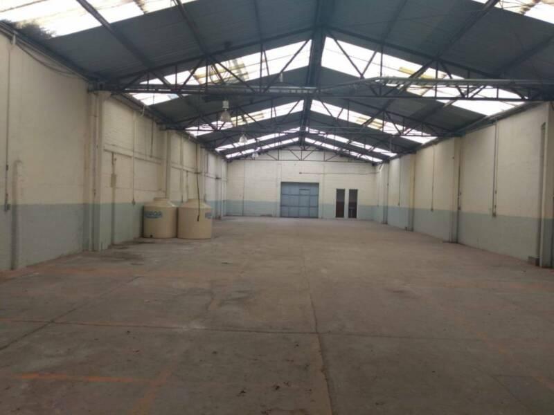 Parque Industrial Naucalpan: Renta de bodega de usos múltiples CU.200.A