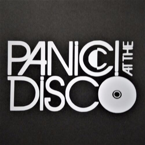 Panic at the Disco Decal Vinyl Decal for laptop windows wall car boat