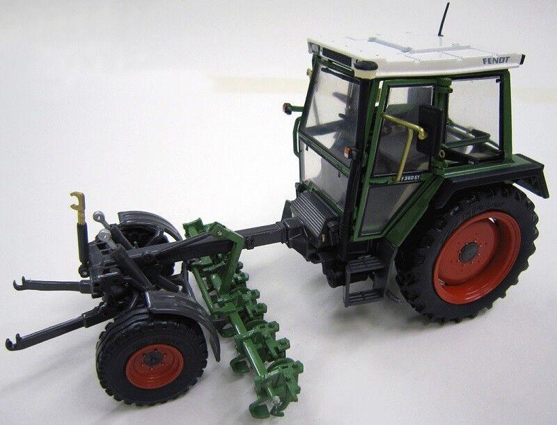 Weise Weise Weise Toys WT1011 FENDT Geräteträger 360 GT - Ausführung mit Rübenhacke 1 32 2c55cd