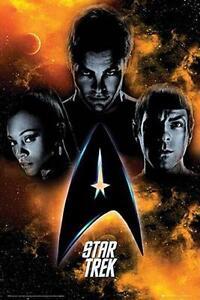100% De Qualité Star Trek : Collage - Maxi Poster 61cm X 91.5cm (neuf Et Scellé)