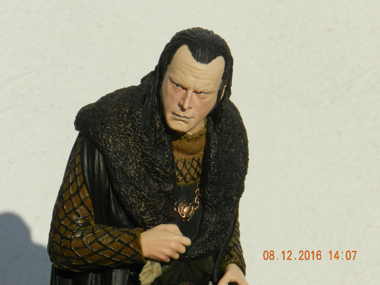 Grima Wormtongue Sideshow Weta Statue Scale 1 6 The Lord of the Rings