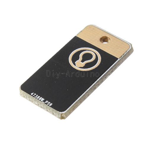 5Stks Pocket Card Lamp Bulb Led Keychain Night White Light Portable USB Power