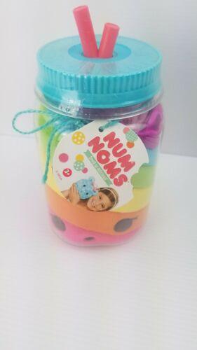Num Noms Surprise in a Jar Scented Rainbow Pop Soft Huggable Collectible Plush
