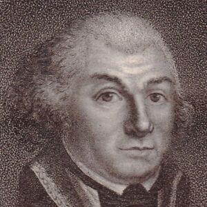 Portrait-XVIIIe-Jean-Baptiste-Jourdan-Marechal-Loi-Jourdan-Delbrel-Revolution