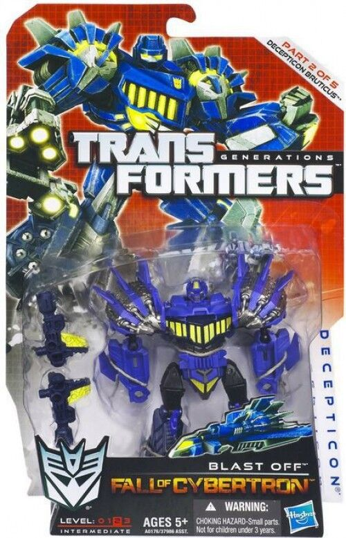 Transformers Generations Fall of Cybertron Blast-Off Deluxe Action Figure
