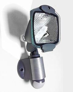 HALOGEN ENERGY SAVING PIR SENSOR FLOOD LIGHT HOME SECURITY LIGHT LAMP DETECTING