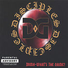 Domh-What's the Name? * by Disciples of the Most High (CD, Sep-2004, Domh Asylum Entertainment)