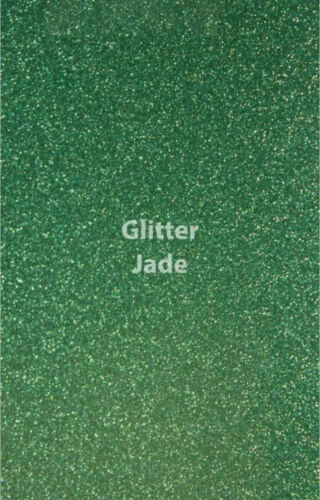 Siser GLITTER Heat Transfer Vinyl Different Colors