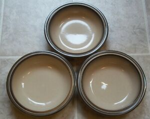 GROUP-OF-3-DENBY-SONNET-SOUP-CEREAL-BOWLS-about-7-1-2-inches-across-the-top