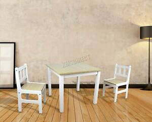 Details about FoxHunter Childrens Table And Chair Set - Kids Bedroom  Furniture Arts & Crafts