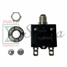 50amp Circuit Breaker 125 250vac For Chicago Electric 16000 Watts Pto Generator