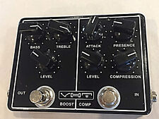 VHT Av-db1 Dyna-boost Dual Effects Guitar Pedal Compressor and Clean Boost