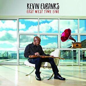 Kevin-Eubanks-East-West-Time-Line-CD