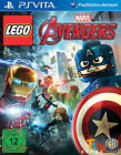 LEGO Marvel Avengers (Sony PlayStation Vita, 2016, Keep Case)
