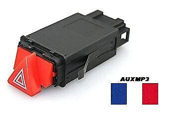 COMMANDE WARNING BOUTON FEUX DE DETRESSE AUDI A6 ALLROAD TYPE 4B//C5 4B0941509K