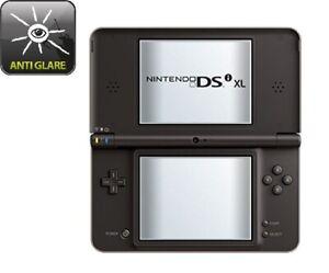 4x-Displayschutzfolie-ANTI-REFLEX-Displayfolie-fur-Nintendo-DSI-XL-MATT