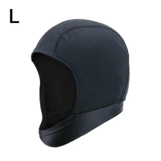 Cycling Hat Bicycle Bike Cap Moisture Absorption Helmet Liner Suncap Black
