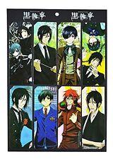 Kuroshitsuji 8pc Bookmark Set