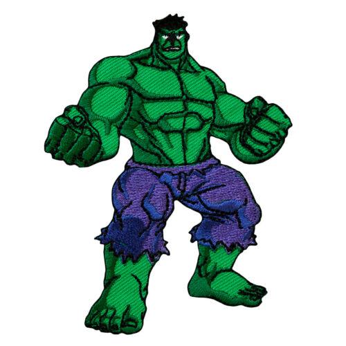 Aufbügeln Avengers Applikation Aufnähen MARVEL /> IRON MAN HULK THOR Flicken