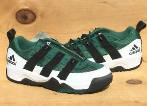 Details about Vintage 1995 Adidas La Trobe Lo WhiteBlackAlgue Sold AS IS Size 8.5 Read Ad