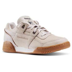 Verkauf 2018 Neueste Reebok Classics Damen Workout Lo Plus Golden Neutrals Sneakers Ecru Rabatt Beliebt Liefern Billig Verkaufen Bilder Ausverkaufs-Shop rIuKJNRnH7