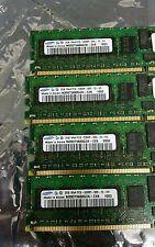Samsung 8Gb DDR2 PC2-533 ECC REGISTERED MEMORY KIT. 4x2GB DIMMS.