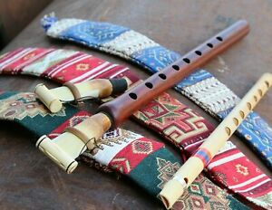Details about Duduk Armenian Pro Duduk Musical Instrument 2 Reeds Hand made  apricot wood oboe