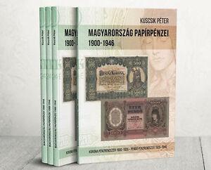 Paper-Money-of-Hungary-1900-1946-2017