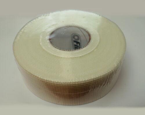 450 METER 50mm Fugenband Gitterband Gewebeband selbstklebend Glasfaser