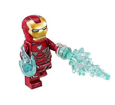 Iron Man LEGO® sh496 Minifigs Super Heroes 76108