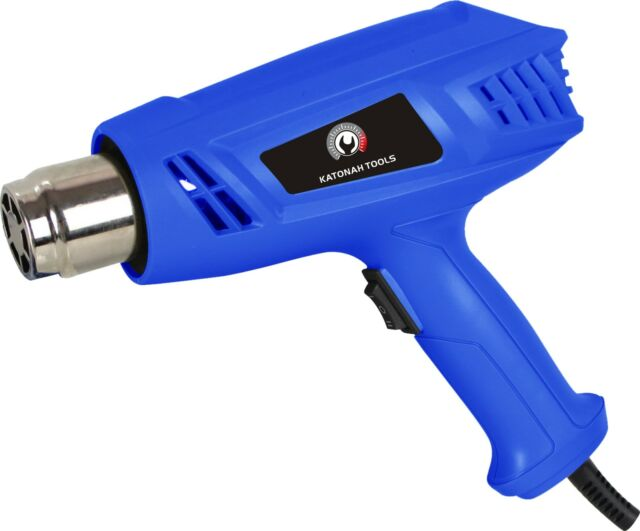 BRAND NEW PRO 1500 Watt Dual Temperature Heat Gun (600°/1000°) HEAT GUN