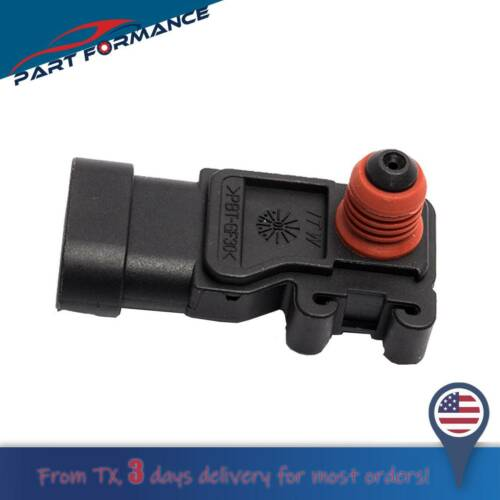 MAP Manifold Absolute Pressure Sensor 16258659 for Chevy Pontiac Buick Cadillac