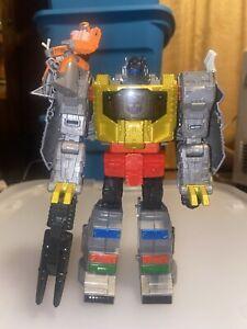 Hasbro Transformers Studio 86 Grimlock and Autobot Wheelie