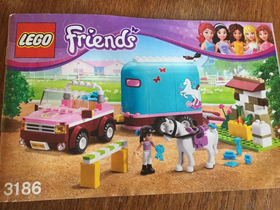 Lego Friends, 3186