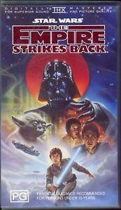 The-Empire-Strikes-Back-VHS-1980-039-s-Sci-Fi-CBS-Fox-Video