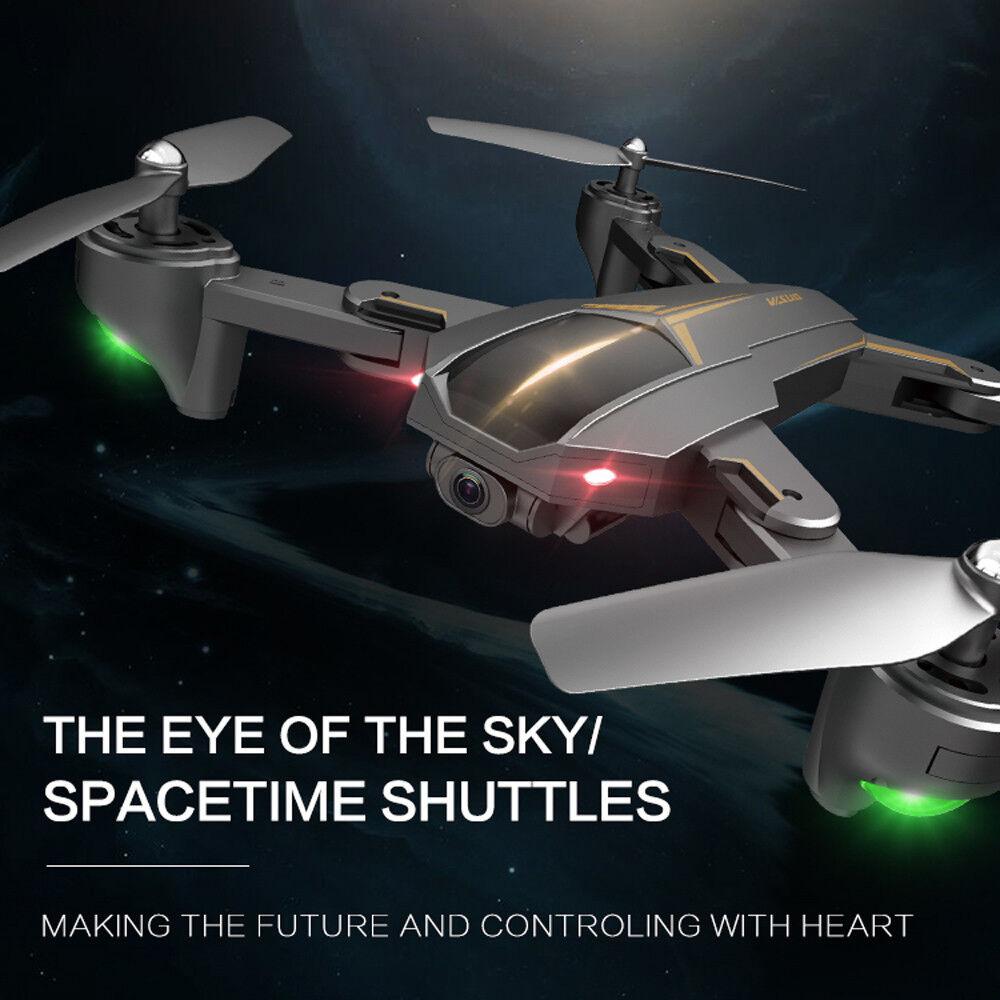 Visuo xs812 GPS 5g WIFI FPV 2/5mp 1080p fotocamera PIEGHEVOLE RC Quadcopter Drone