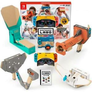 New-Nintendo-Labo-Toy-Con-04-VR-Kit-Switch-Japanese-Ver-F-S-from-Japan
