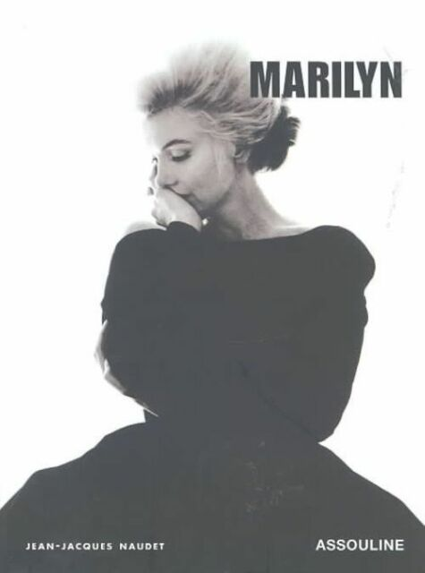 Marilyn (Memoire), Jean-Jacques Naudet, New Book