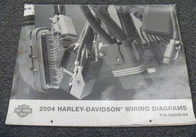 2004 Harley Davidson Super Glide Motorcycle Electrical